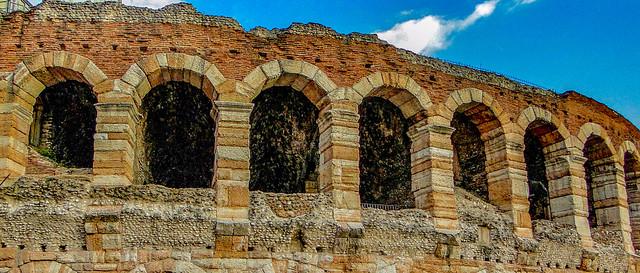 Verona... Roman Amphitheater