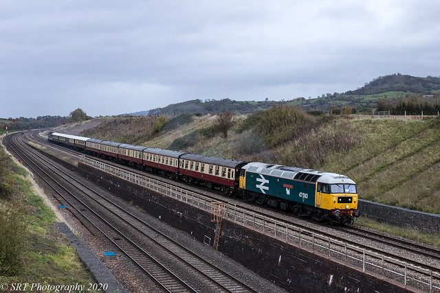 47593 at Standish [1Z12] 24.10.2020