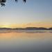 Early morning light at Stilling Lake.