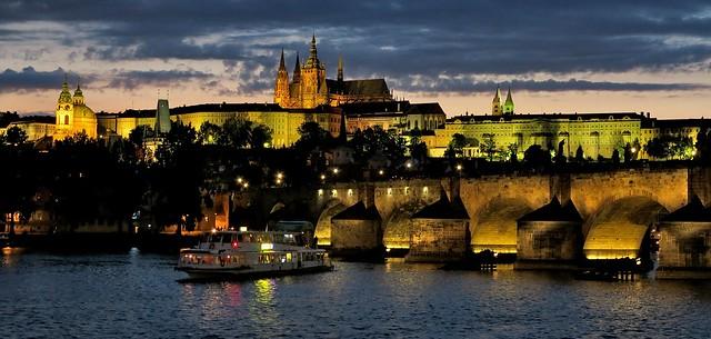 Praha, Karlův most / Charles Bridge