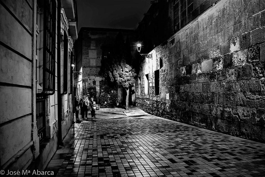 paseo nocturno (explore)