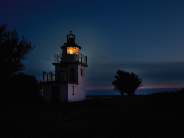 Spodsbjerg Lighthouse