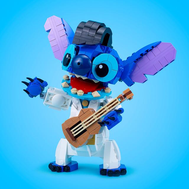 Elvis Stitch