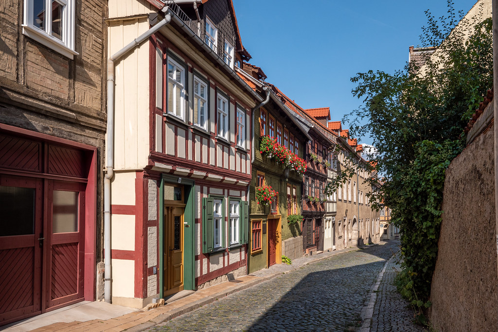 Blankenburg (Harz): Bäuersche Straße