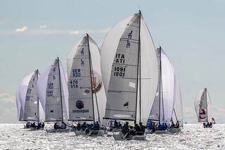 J70 Cup • Event 2 - Fraglia Vela Malcesine - Angela Trawoeger_K3I1527