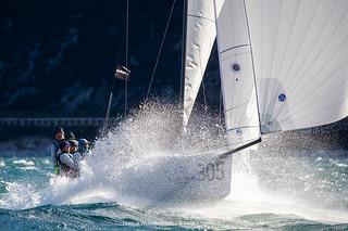 J70 Cup • Event 2 - Fraglia Vela Malcesine - Angela Trawoeger_K3I1816