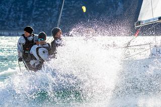 J70 Cup • Event 2 - Fraglia Vela Malcesine - Angela Trawoeger_K3I1812