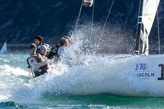 J70 Cup • Event 2 - Fraglia Vela Malcesine - Angela Trawoeger_K3I1806