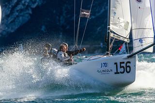 J70 Cup • Event 2 - Fraglia Vela Malcesine - Angela Trawoeger_K3I1802