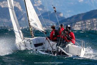 J70 Cup • Event 2 - Fraglia Vela Malcesine - Angela Trawoeger_K3I1653