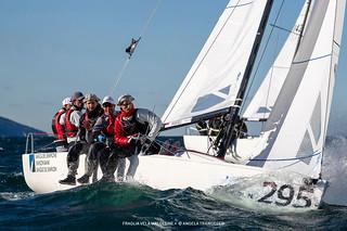 J70 Cup • Event 2 - Fraglia Vela Malcesine - Angela Trawoeger_K3I1639