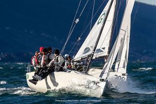 J70 Cup • Event 2 - Fraglia Vela Malcesine - Angela Trawoeger_K3I1623