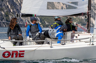 J70 Cup • Event 2 - Fraglia Vela Malcesine - Angela Trawoeger_K3I1469