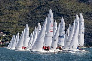 J70 Cup • Event 2 - Fraglia Vela Malcesine - Angela Trawoeger_K3I1377