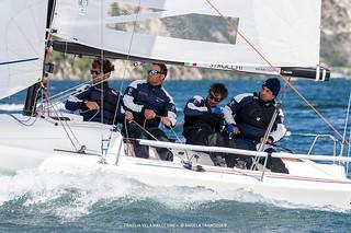J70 Cup • Event 2 - Fraglia Vela Malcesine - Angela Trawoeger_K3I1055
