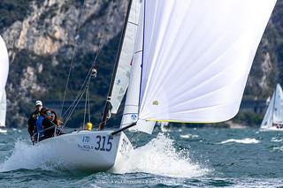 J70 Cup • Event 2 - Fraglia Vela Malcesine - Angela Trawoeger_K3I0981