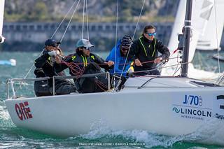 J70 Cup • Event 2 - Fraglia Vela Malcesine - Angela Trawoeger_K3I0971