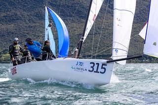 J70 Cup • Event 2 - Fraglia Vela Malcesine - Angela Trawoeger_K3I0882