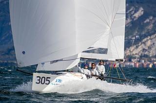 J70 Cup • Event 2 - Fraglia Vela Malcesine - Angela Trawoeger_K3I0604