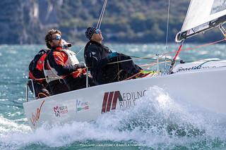 J70 Cup • Event 2 - Fraglia Vela Malcesine - Angela Trawoeger_K3I0590
