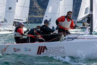 J70 Cup • Event 2 - Fraglia Vela Malcesine - Angela Trawoeger_K3I0500