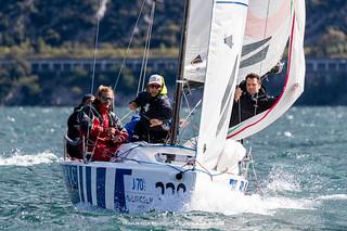 J70 Cup • Event 2 - Fraglia Vela Malcesine - Angela Trawoeger_K3I0456