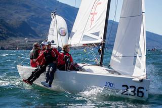 J70 Cup • Event 2 - Fraglia Vela Malcesine - Angela Trawoeger_K3I0391
