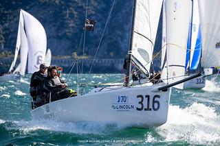J70 Cup • Event 2 - Fraglia Vela Malcesine - Angela Trawoeger_K3I0271
