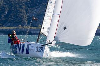 J70 Cup • Event 2 - Fraglia Vela Malcesine - Angela Trawoeger_K3I0238