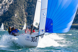 J70 Cup • Event 2 - Fraglia Vela Malcesine - Angela Trawoeger_K3I0211