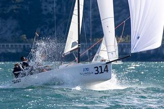 J70 Cup • Event 2 - Fraglia Vela Malcesine - Angela Trawoeger_K3I0164