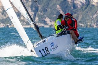 J70 Cup • Event 2 - Fraglia Vela Malcesine - Angela Trawoeger_K3I0154