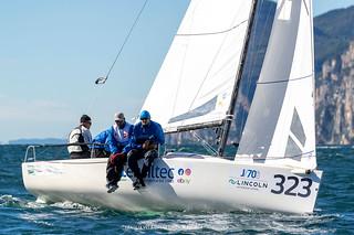 J70 Cup • Event 2 - Fraglia Vela Malcesine - Angela Trawoeger_K3I0104