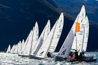 J70 Cup • Event 2 - Fraglia Vela Malcesine - Angela Trawoeger_K3I0052