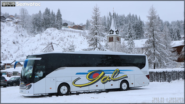 Setra S 515 HD – Voyages Gal