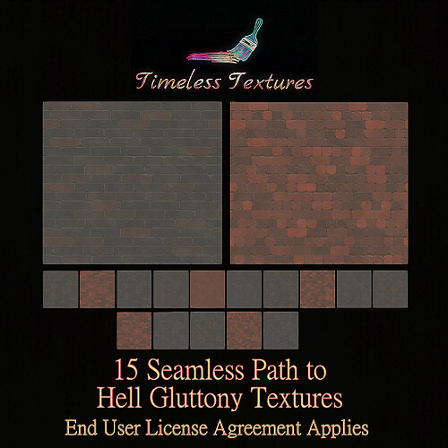 TT 15 Seamless Path to Hell Gluttony Timeless Textures