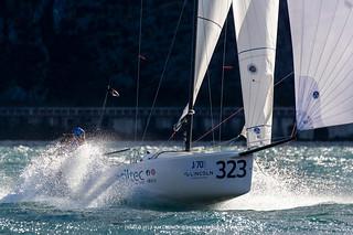 J70 Cup • Event 2 - Fraglia Vela Malcesine - Angela Trawoeger_K3I1886