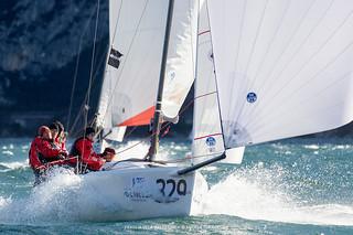 J70 Cup • Event 2 - Fraglia Vela Malcesine - Angela Trawoeger_K3I1837