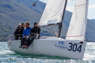 J70 Cup • Event 2 - Fraglia Vela Malcesine - Angela Trawoeger_K3I1394