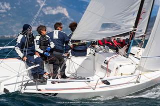 J70 Cup • Event 2 - Fraglia Vela Malcesine - Angela Trawoeger_K3I1199