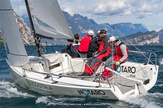 J70 Cup • Event 2 - Fraglia Vela Malcesine - Angela Trawoeger_K3I1149