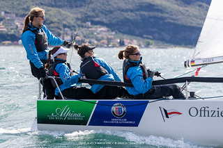 J70 Cup • Event 2 - Fraglia Vela Malcesine - Angela Trawoeger_K3I1095