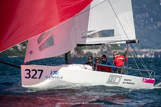 J70 Cup • Event 2 - Fraglia Vela Malcesine - Angela Trawoeger_K3I1064