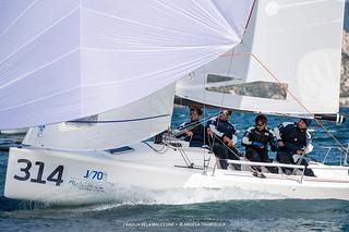 J70 Cup • Event 2 - Fraglia Vela Malcesine - Angela Trawoeger_K3I1042