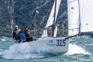 J70 Cup • Event 2 - Fraglia Vela Malcesine - Angela Trawoeger_K3I0987