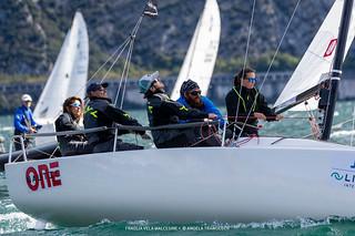 J70 Cup • Event 2 - Fraglia Vela Malcesine - Angela Trawoeger_K3I0976