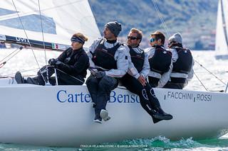 J70 Cup • Event 2 - Fraglia Vela Malcesine - Angela Trawoeger_K3I0931