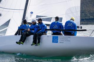J70 Cup • Event 2 - Fraglia Vela Malcesine - Angela Trawoeger_K3I0927