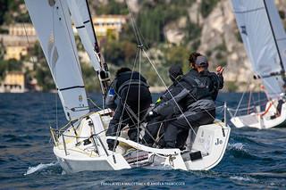 J70 Cup • Event 2 - Fraglia Vela Malcesine - Angela Trawoeger_K3I0900