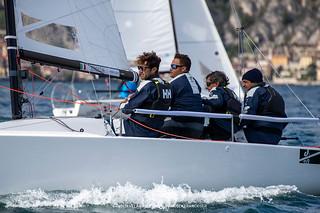 J70 Cup • Event 2 - Fraglia Vela Malcesine - Angela Trawoeger_K3I0895